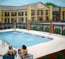 Cochran Inn & Suites by Marcia Manning