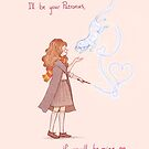 Be My Patronus by AliciaMB