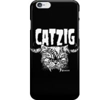 catzig iPhone Case/Skin