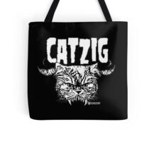 catzig Tote Bag