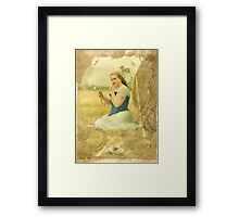 Cinderella (fairy godmothers don't exsist) Framed Print