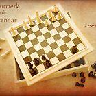 Schaakbord ~ Eenvoud by steppeland-2