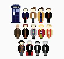 Pixel Doctor Who Regenerations T-Shirt