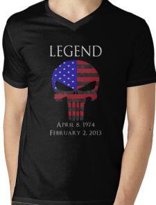 RIP Chris Kyle Mens V-Neck T-Shirt