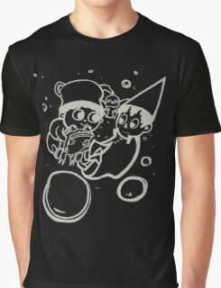 Deep in the Unknown Graphic T-Shirt