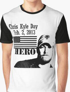 Chris Kyle RIP v2 Graphic T-Shirt