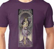 Cat woman ArtNerdveau Unisex T-Shirt