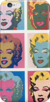 Marilyn Monroe by Andy Warhol by kalikristine