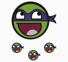 Cowabunga Buddy Squad: Donatello - Sticker by Cowabunga