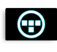 Tron Uprising  Canvas Print