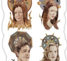 The Saints of Sunnydale Sticker