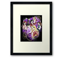Once Upon a Princess Framed Print