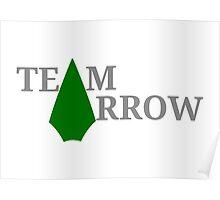 Team Arrow - Arrowhead Poster