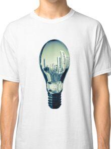 lightbulb city Classic T-Shirt