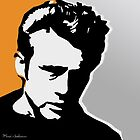 James dean  by mark ashkenazi