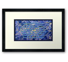 SONS OF PEACE Framed Print