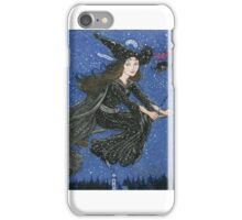 A Witch's Night Out iPhone Case/Skin