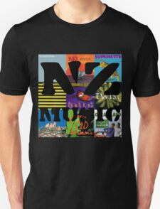NZ Music T-Shirt