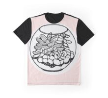 Fred the Succulent Graphic T-Shirt