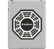 LOST: Dharma Logo iPad Case/Skin