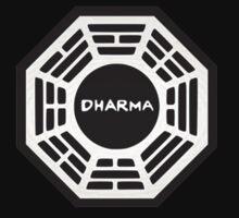 LOST: Dharma Logo Kids Tee