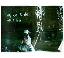 The Kids Will Be Allright Poster