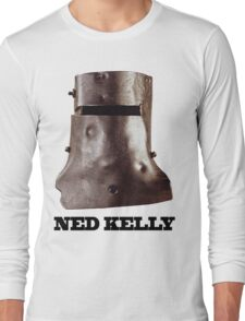 NED KELLY Long Sleeve T-Shirt