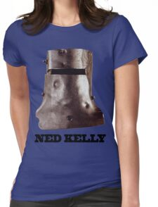 NED KELLY Womens Fitted T-Shirt