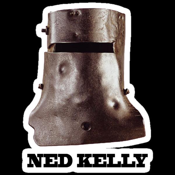 NED KELLY by jarjarbrinks