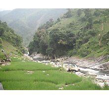 Vietnam Stream  Photographic Print