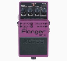 Boss Flanger by jarjarbrinks