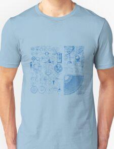 Astronomy Charts T-Shirt