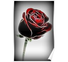 Ƹ̴Ӂ̴Ʒ FRACTALIUS ROSE EFFECT Ƹ̴Ӂ̴Ʒ Poster