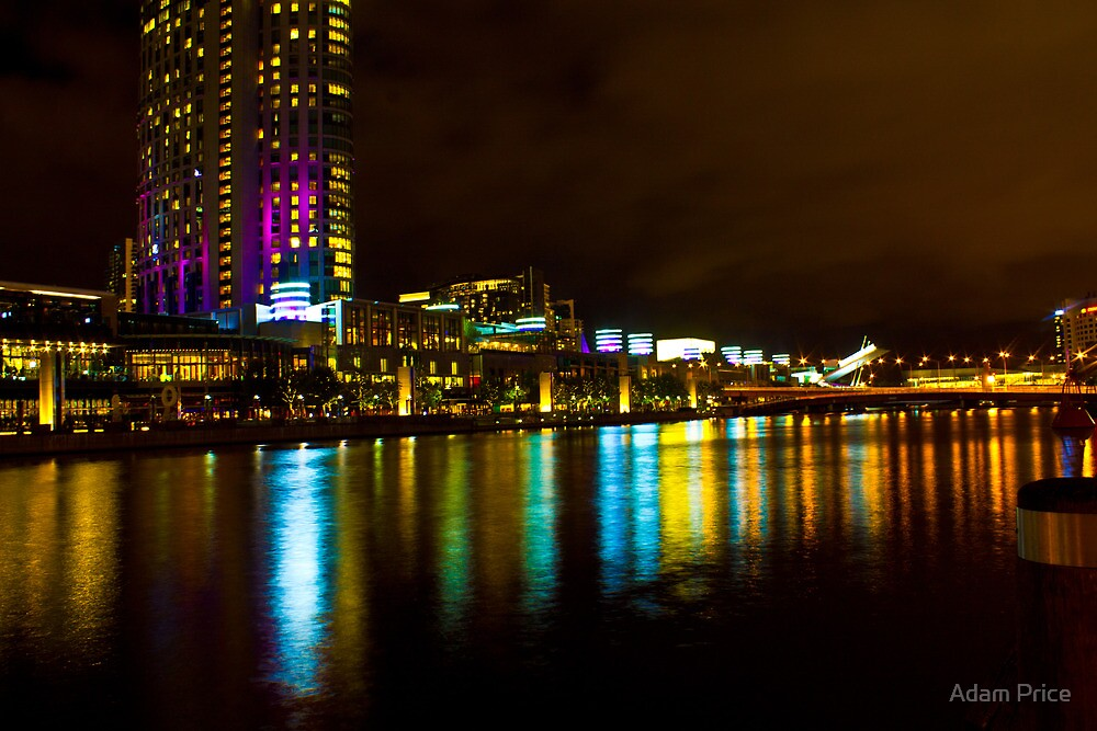 Lights on the River by Adam Price