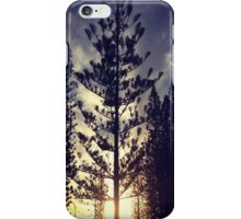 Another sunset photo iPhone Case/Skin