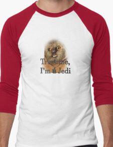 Trust in the Ewok Men's Baseball ¾ T-Shirt