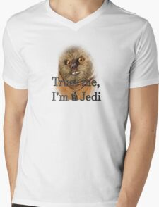 Trust in the Ewok Mens V-Neck T-Shirt