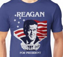Reagan For President Unisex T-Shirt