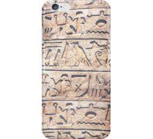 Hieroglyph iPhone Case/Skin