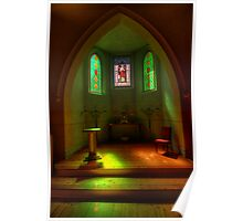 Blessings - Daylesford Convent - Daylesford, Victoria (Colour) Poster