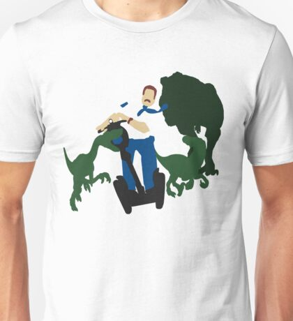 Jurassic Blart Unisex T-Shirt