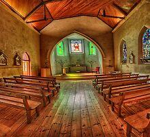 Faith - Daylesford Convent - Daylesford, Victoria by Philip Johnson