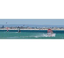 Windsurfing ! Photographic Print