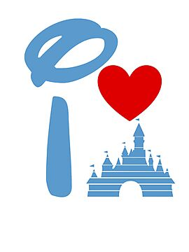 I Heart Sleeping Beauty (Inverted) by ShopGirl91706