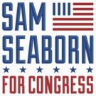 Sam Seaborn For Congress by Sam K