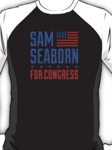 Sam Seaborn For Congress T-Shirt