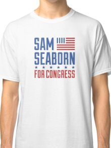 Sam Seaborn For Congress Classic T-Shirt
