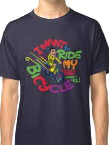 Freddie's Bicycle Classic T-Shirt