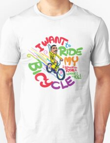 Freddie's Bicycle T-Shirt