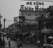 Streets of Hue by MomoYeuSunny